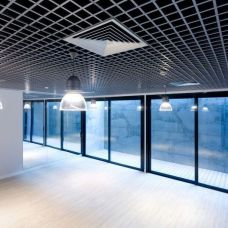 Грильято потолок Армстронг Cellio (Селлио)