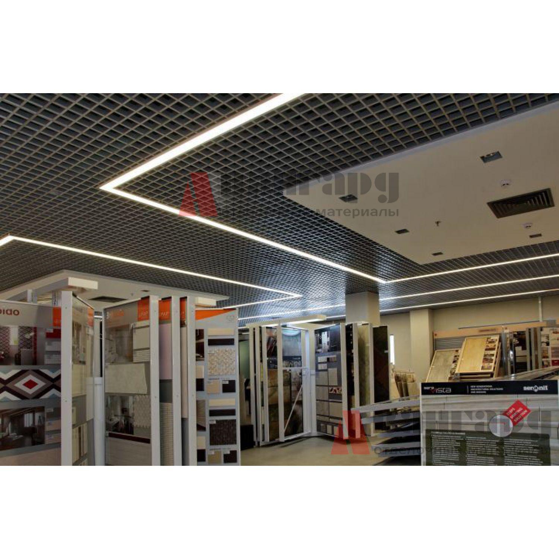 Грильято потолок 60х60 «GL-15»