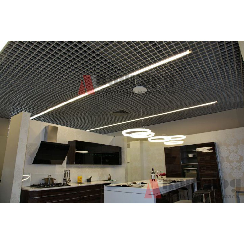 Грильято потолок 75х75 «GL-15»