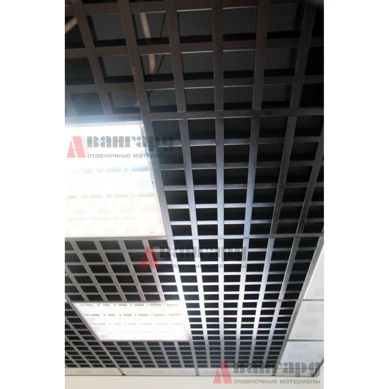 Грильято потолок 150х150 «GL-24»