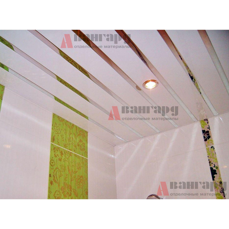 Реечный потолок «Итальянский дизайн» (комплект)