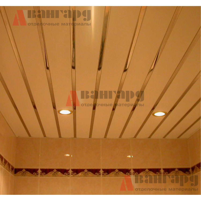 Реечный потолок «Немецкий дизайн. Открытый» (комплект)