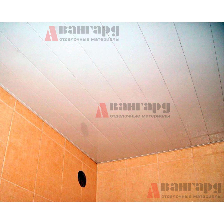 Реечный потолок «S-дизайн» (комплект)