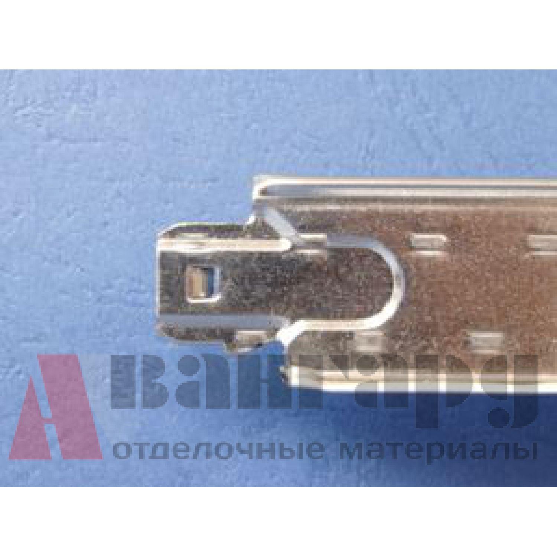 Подвесная система 24/25 белый матовый (оцинкованная сталь)